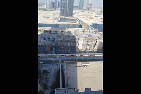 In Pictures: Al Maryah Central, Abu Dhabi