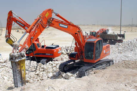 Equipment rental market to hit $75bn by 2024