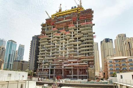 Project update: Inside Dubai Properties' minimalist $272m 1/JBR tower