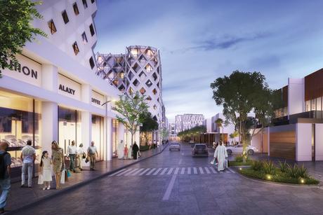 Arada awards infra design contract for $6.5bn Aljada project