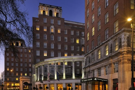 Saudis in bid for Grosvenor House and Plaza hotels