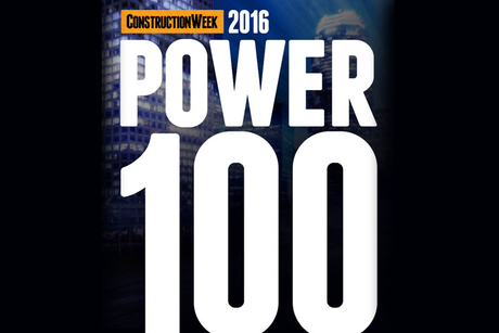 Year on year: 2016 Construction Week Power 100