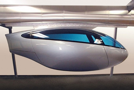 Levitating pods to revolutionise UAE transport