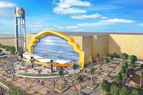 Warner Bros to have 29 rides and attractions