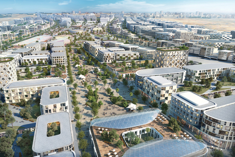 Phase 1 contract for UAE's $6.5bn Aljada to be awarded in Jan 2018