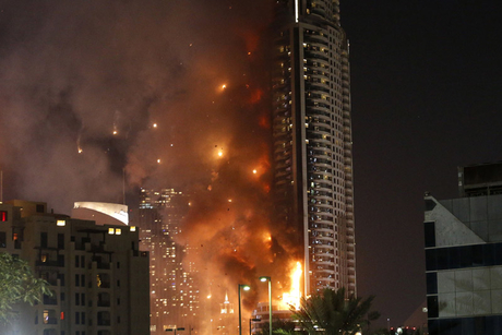 Will the UAE's 2016 fire code hurt construction?