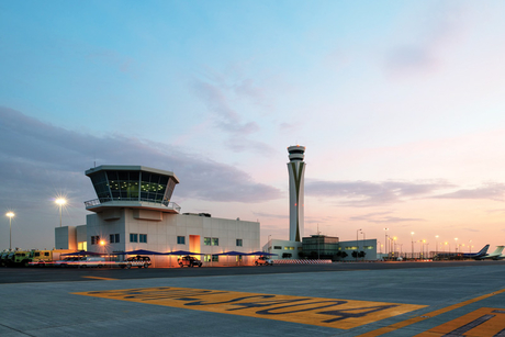 Lane, NCTC win $125m of work at Al Maktoum Int'l