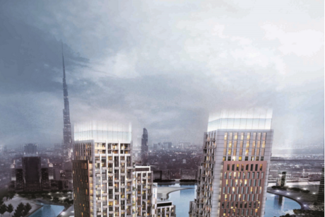 Dubai: Handover of Deyaar's $218m The Atria begins