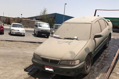 Abu Dhabi City Municipality cracks down on abandoned vehicles