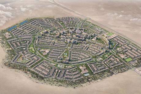 Aldar to develop $2.7bn masterplan close to Abu Dhabi-Dubai border