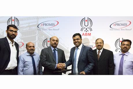 UAE-based ABM subsidiaries implement ePROMIS ERP software