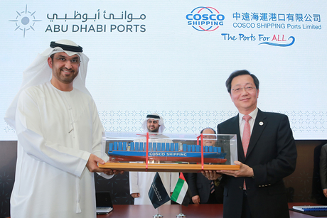 Chinese firm to build GCC's largest container freight station in UAE