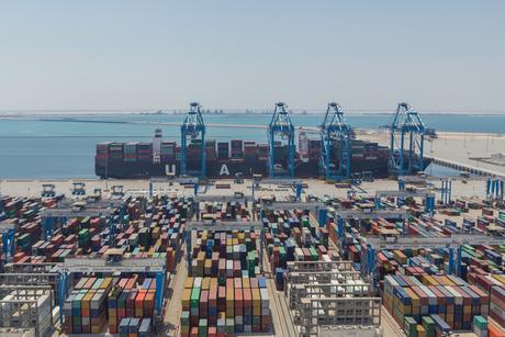 Abu Dhabi Ports and ADSB to build ship repair yard
