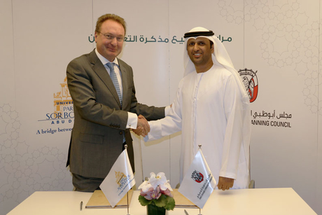 Abu Dhabi UPC inks MoCs with four UAE universities
