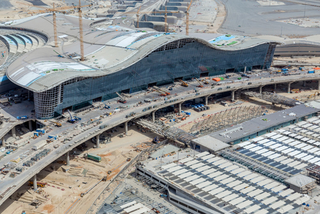 Abu Dhabi Airports receives Two Pearl Estidama ratings