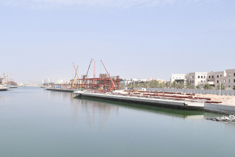Abu Dhabi's $30m infrastructure project completed