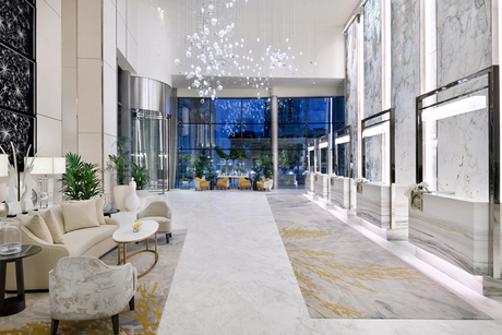 Video: Inside the newly reopened Address Downtown in Dubai