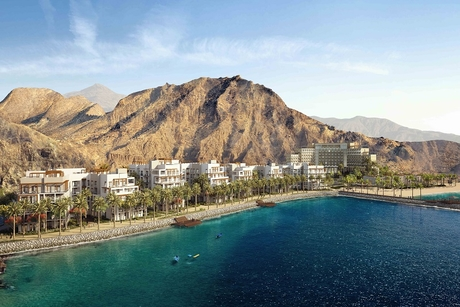 Eagle Hills awards main contract for The Address Fujairah Resort + Spa