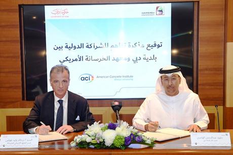Dubai-US forge concrete research partnership