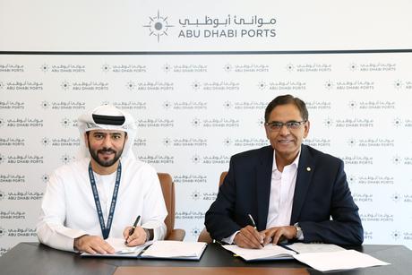 Abu Dhabi Ports, Agthia sign 25-year lease deal