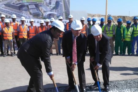 Airolink starts construction on $75m school campus in Dubai