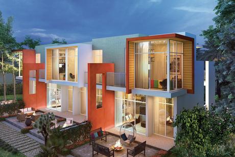 Damac unveils colourful villas in Akoya Oxygen