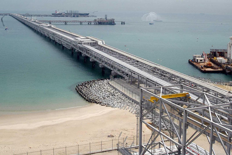 Saipem nabs $1.3bn contract to build offshore Gulf pipeline