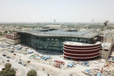 Construction of Abu Dhabi's $1.2bn Al Ain Hospital 66% complete