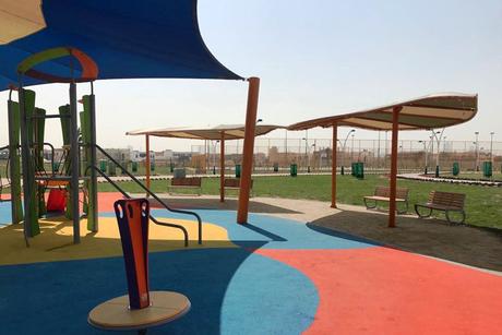 Construction work at $4m Dubai 'smart park' complete