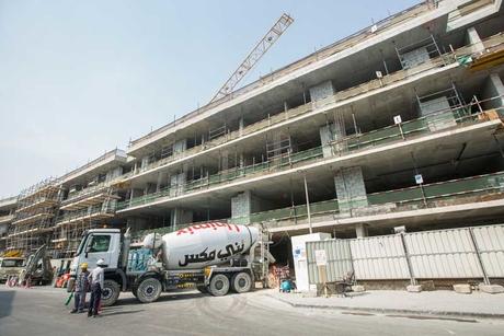 How Beaver is constructing a 223-unit Al Ghurair building in Deira