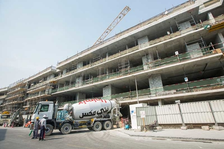 How Beaver is constructing a 223-unit Al Ghurair building in Deira