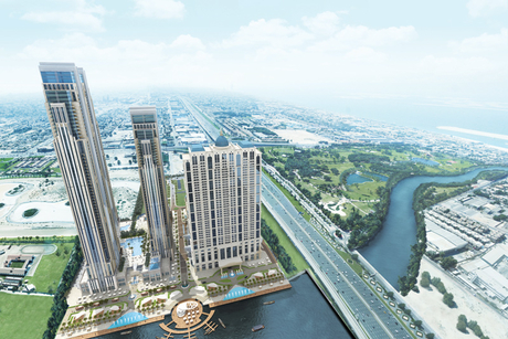 Al Habtoor City homes to be ready in Q2 2017