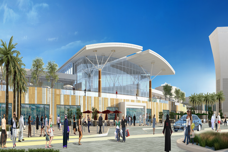 Aldar awards $86m contract for Jimi Mall extension