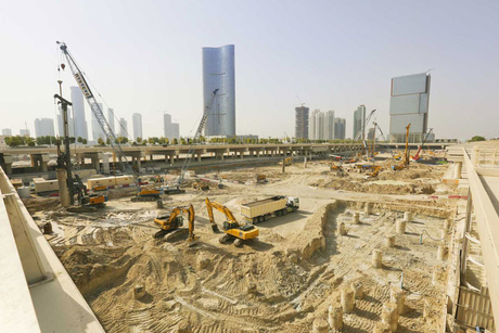 GCC piling contractors face low fluidity challenge