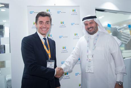 Saudi firm Al Muhaidib, SAP sign deal to enhance digital strategy