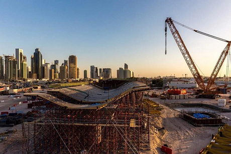 Qatar Cabinet: 90% of World Cup projects awarded