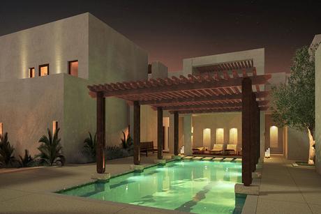 Shurooq's Al Bait Hotel in Sharjah 70% complete
