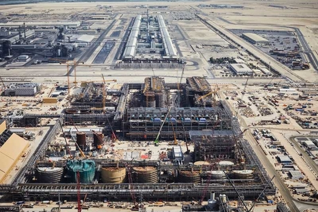 Construction of UAE's first alumina refinery 82% complete