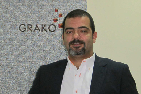 Five minutes with Alain El Tawil, Grako