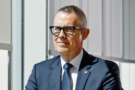 Face to face: Alan McCready, ISG Middle East