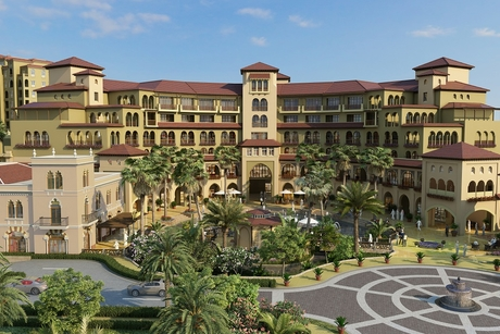 Jumeirah Golf Estates awards $109m contract for residential project