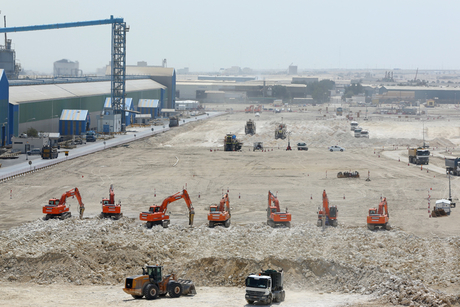 Bahrain's Alba Line 6 on track to hit Q1 2019 production target