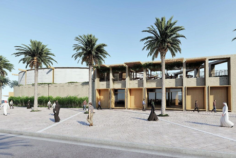 Aldar inks deals for two plots in $2.7bn Alghadeer masterplan