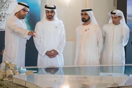 Aldar and Emaar merger not on the table, says chairman