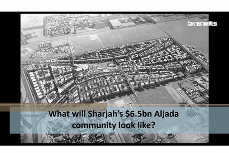 Video: What will the UAE's $6.5bn Aljada district look like?