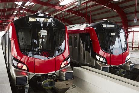 Dubai, Riyadh Metro supplier Alstom launches Lucknow Metro in India