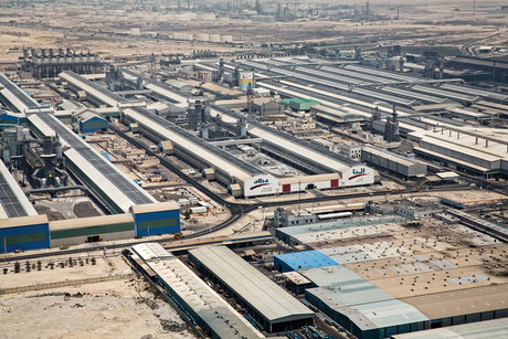 Bahrain's Alba Line 6 expansion to pour first hot metal by 2019