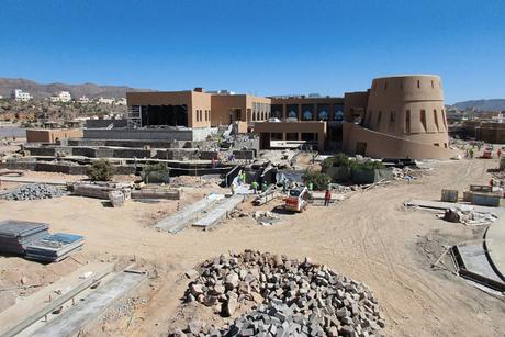 Site visit: Anantara Al Jabal Al Akhdar, Oman