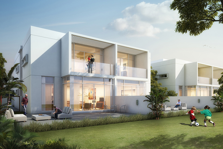 Construction on time at Dubai Properties' Arabella