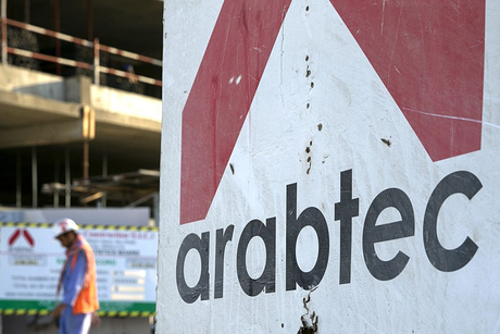 Arabtec records profit for first time since 2014